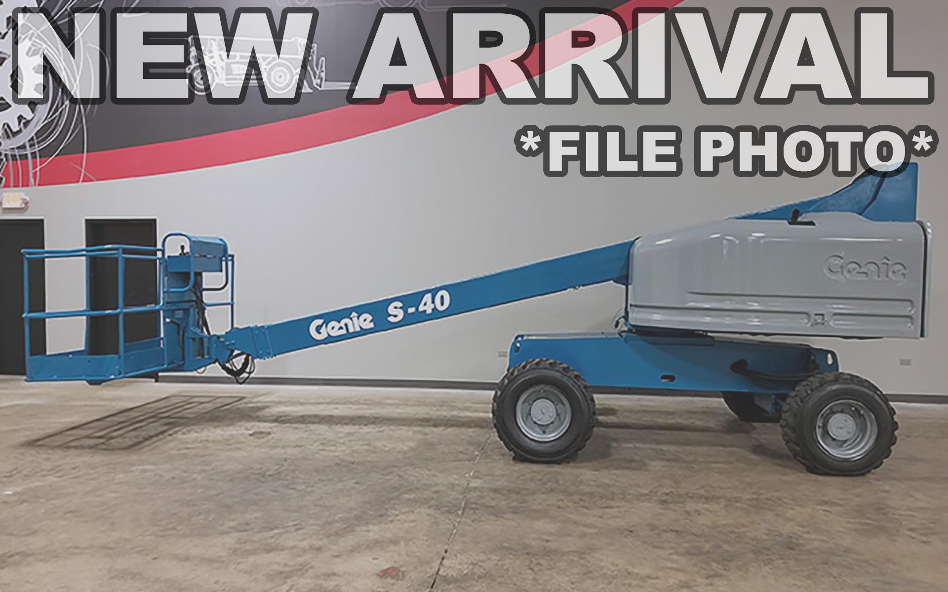 Used 1999 GENIE S40  | Cary, IL