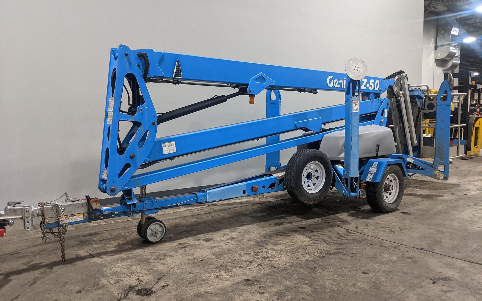 Used 2013 GENIE TZ50  | Cary, IL