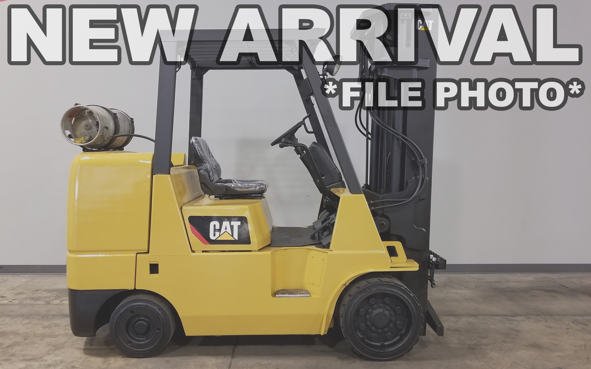 Used 2008 CATERPILLAR GC45K-SWB  | Cary, IL