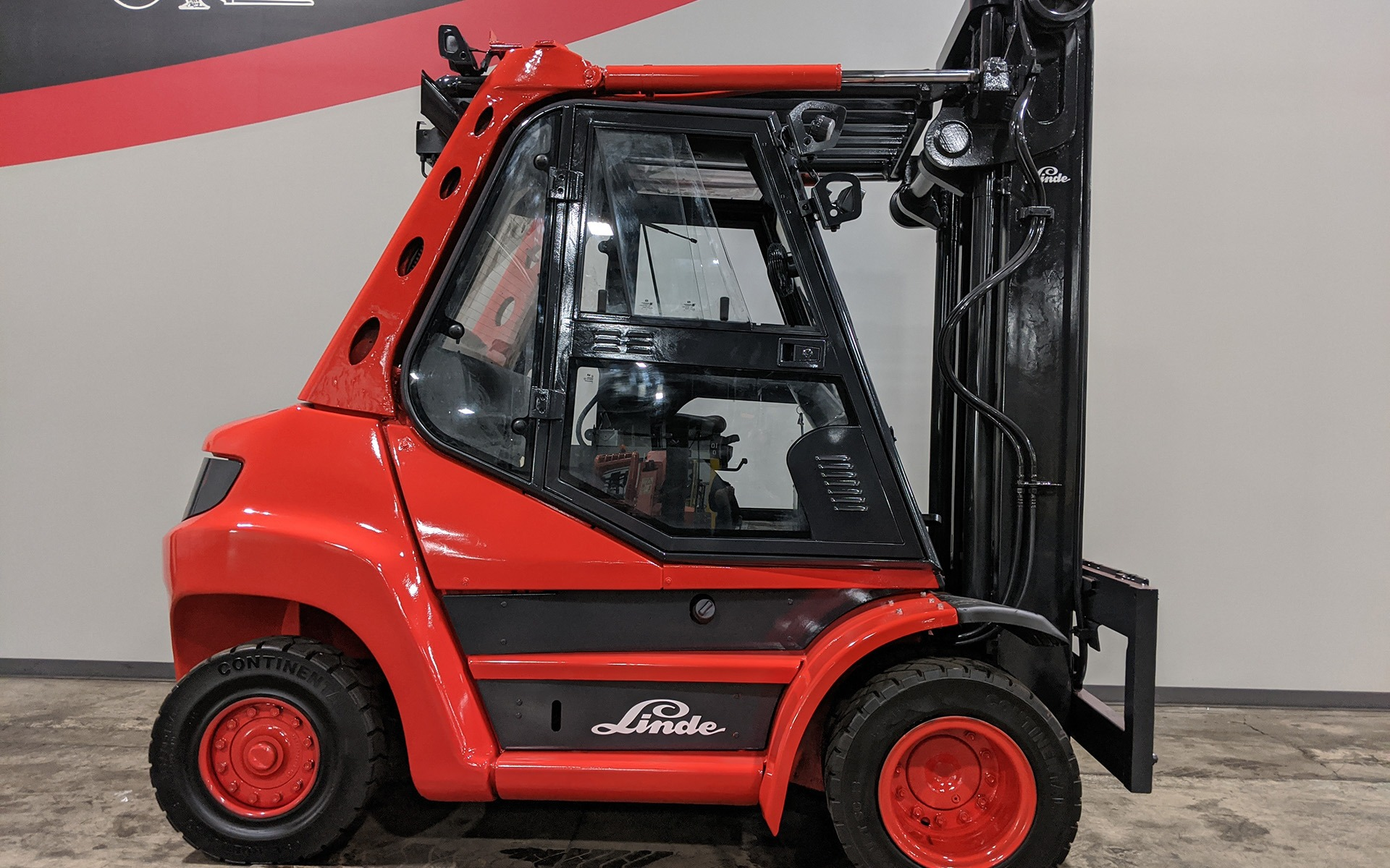 Used 2015 LINDE H80D  | Cary, IL