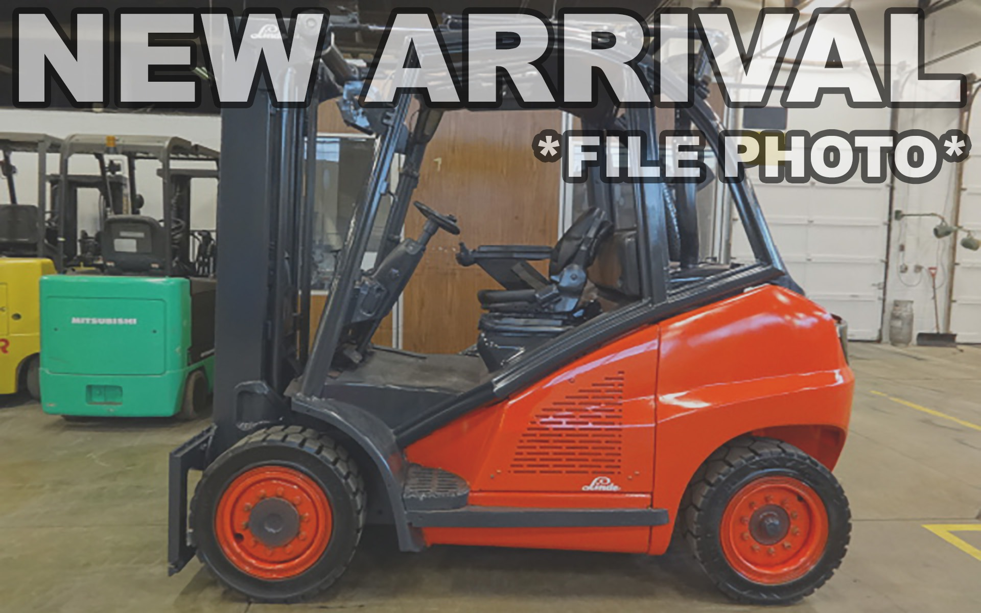 Used 2008 LINDE H40T  | Cary, IL
