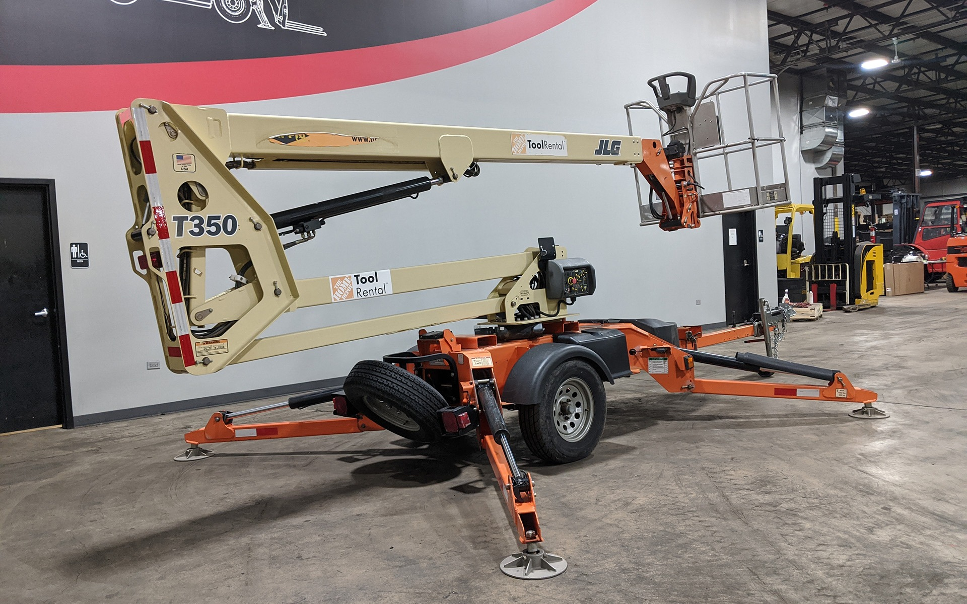 Used 2013 JLG T350  | Cary, IL