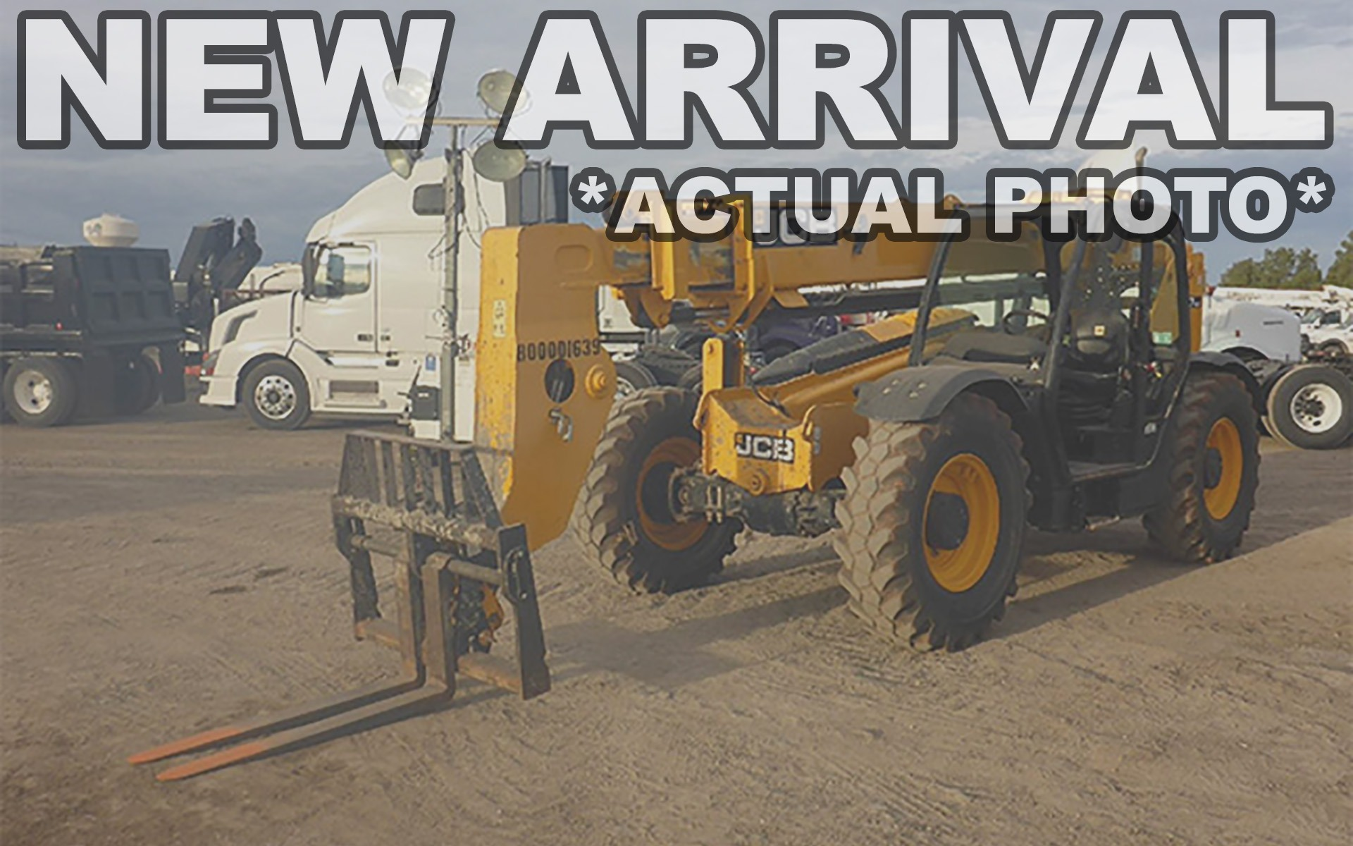Used 2013 JCB 50742  | Cary, IL