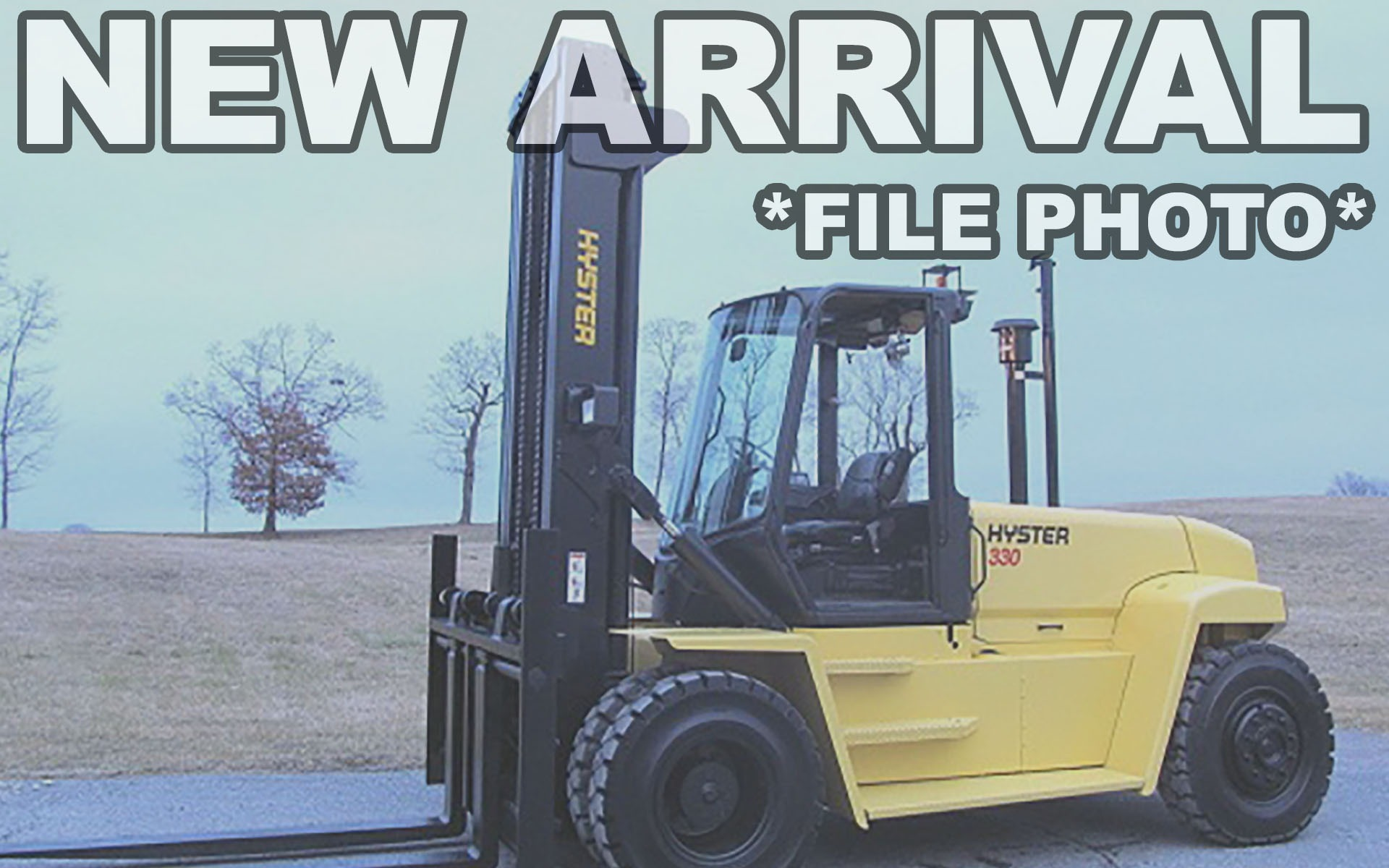 Used 2004 HYSTER H330HD  | Cary, IL