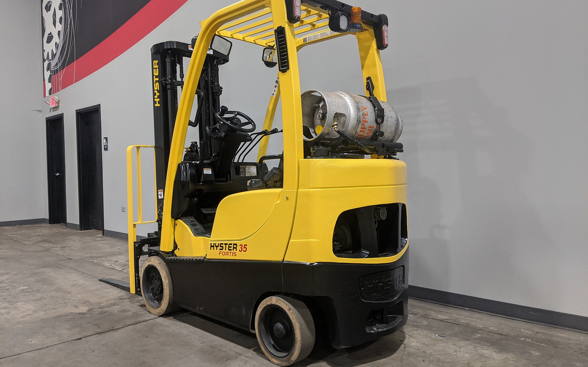 Used 2008 HYSTER S35FT  | Cary, IL