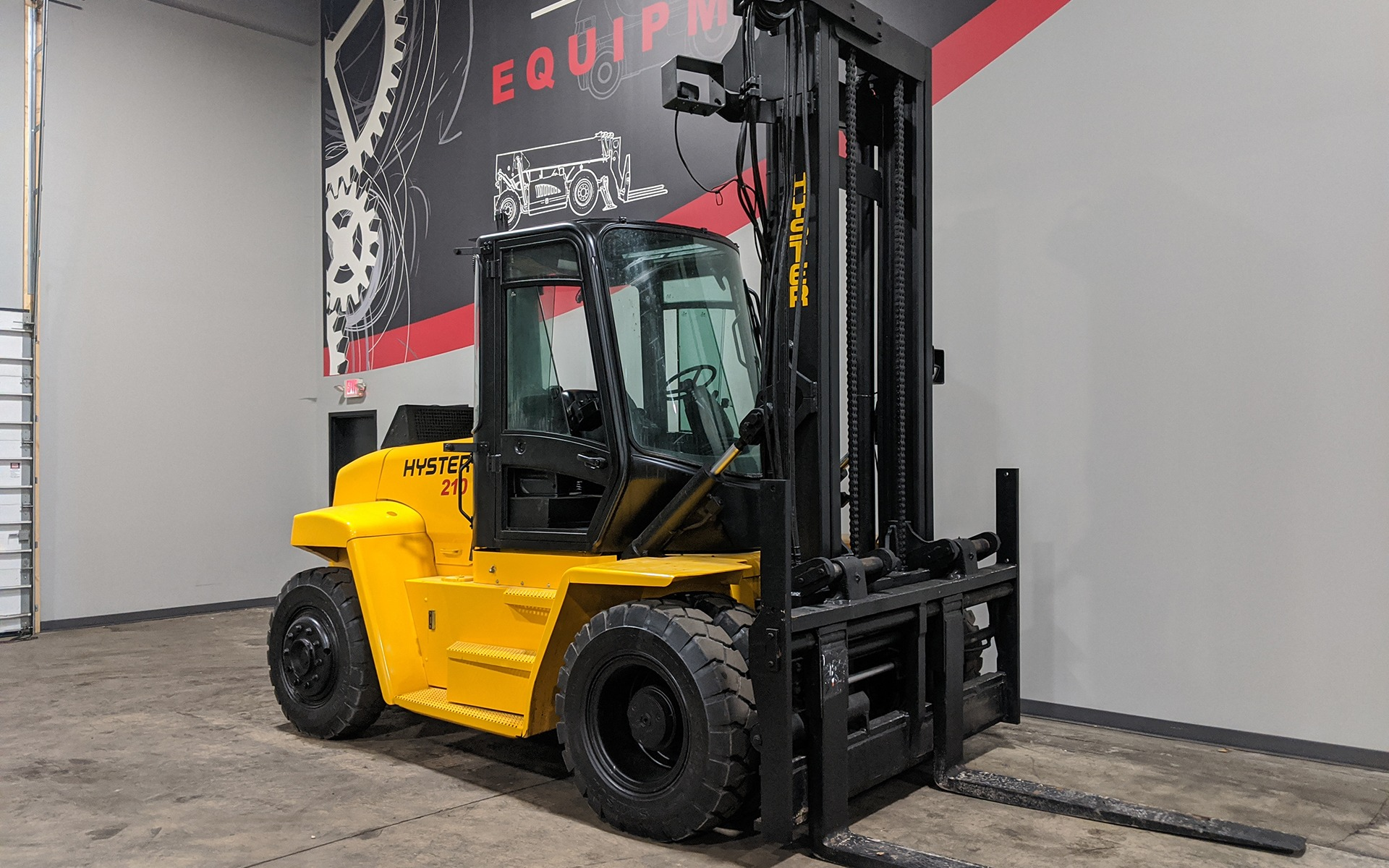 Used 2006 HYSTER H210HD  | Cary, IL