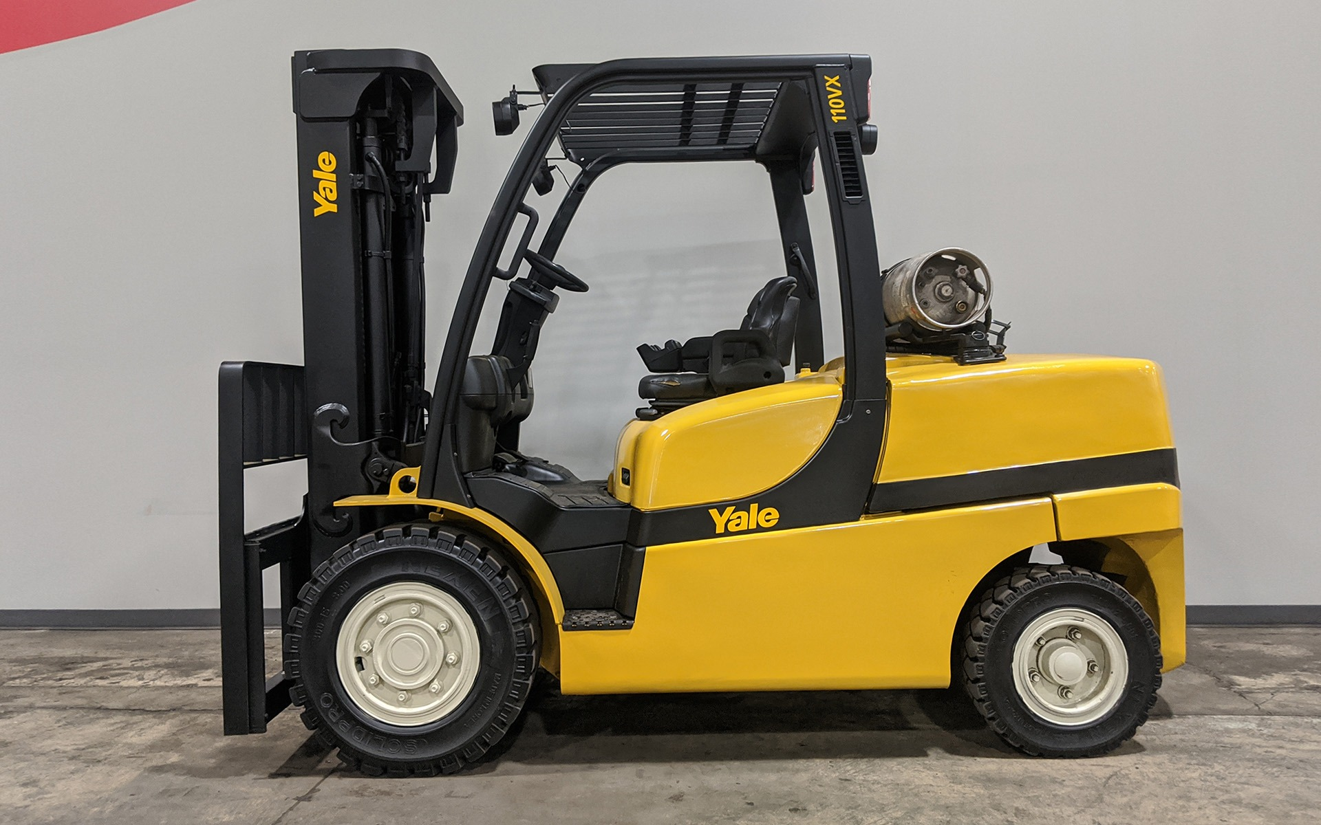 Used 2008 YALE GLP110VX  | Cary, IL