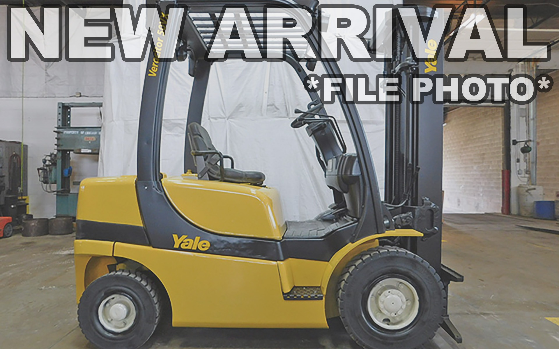 Used 2006 YALE GDP050VX  | Cary, IL