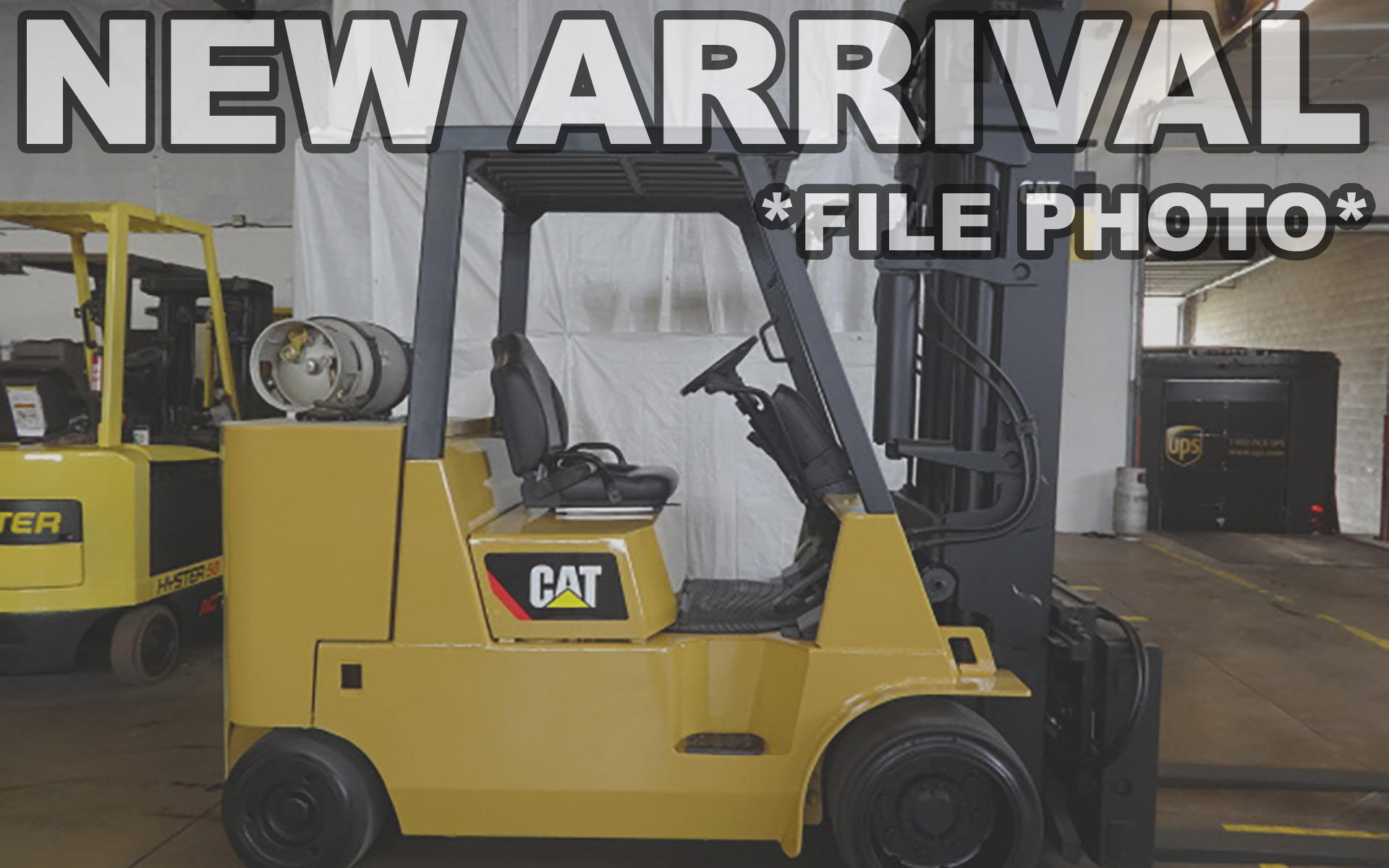 Used 2016 CATERPILLAR GC45KSTR  | Cary, IL