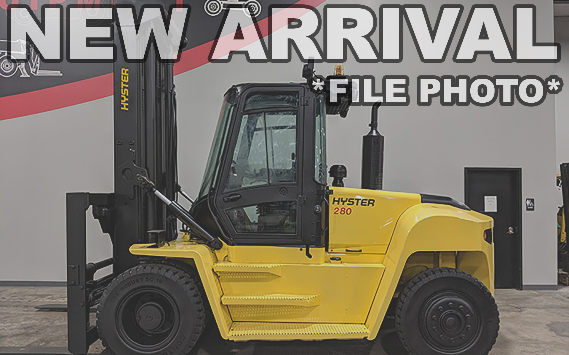 Used 2015 HYSTER H280HD2  | Cary, IL