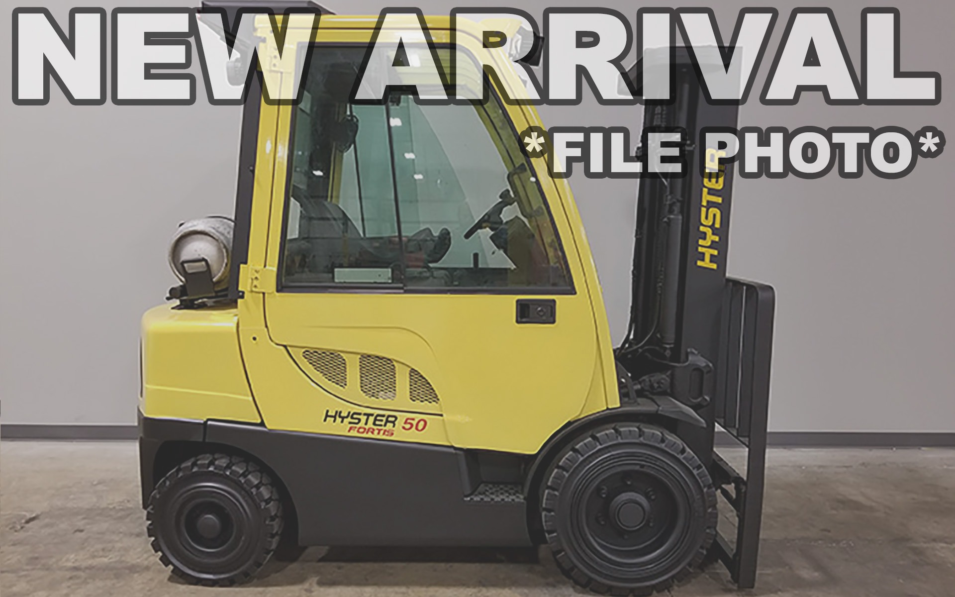 Used 2010 HSYTER H50FT    Cary, IL