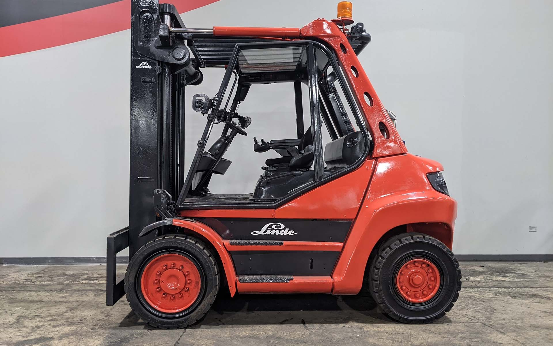 Used 2010 LINDE H70D  | Cary, IL
