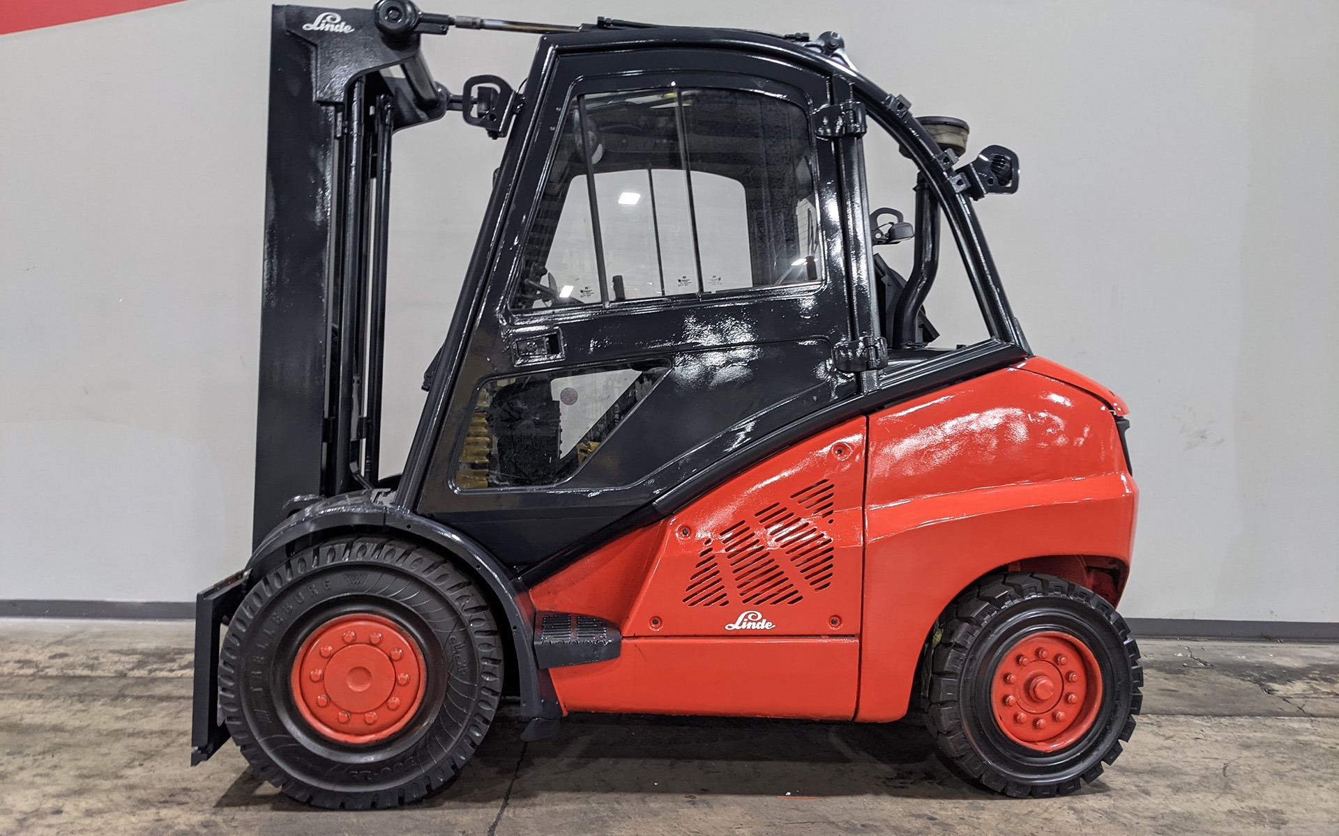 Used 2010 LINDE H50D  | Cary, IL