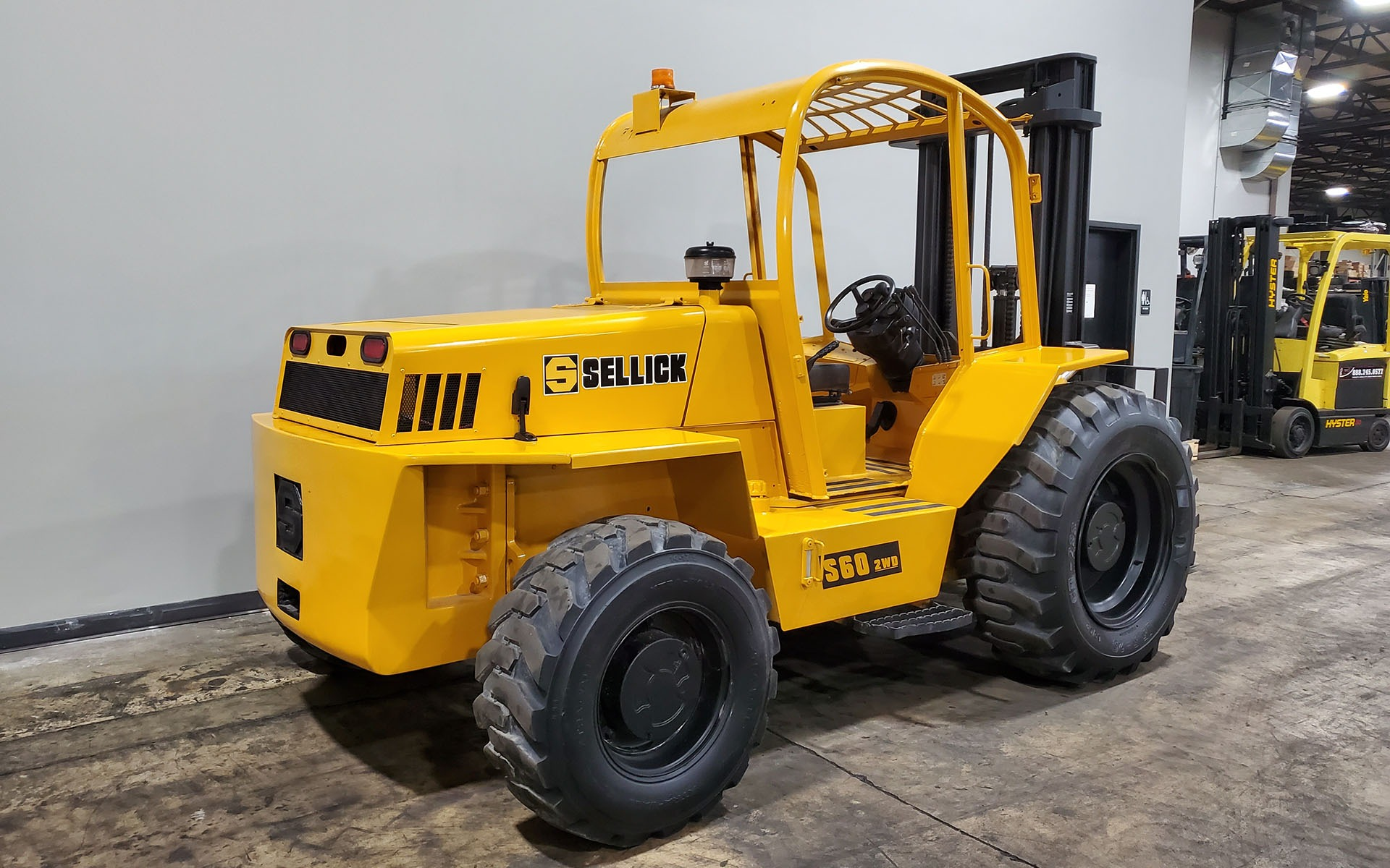 Used 2006 SELLICK S60    Cary, IL