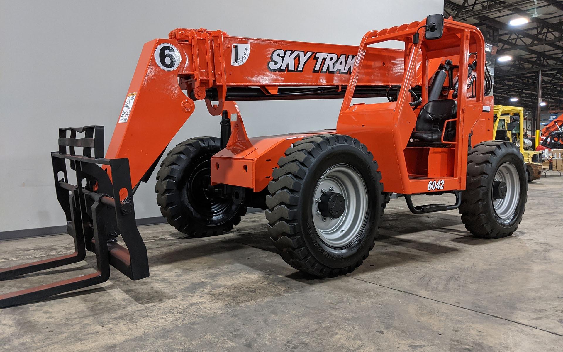 Used 2008 SKYTRAK 6042  | Cary, IL