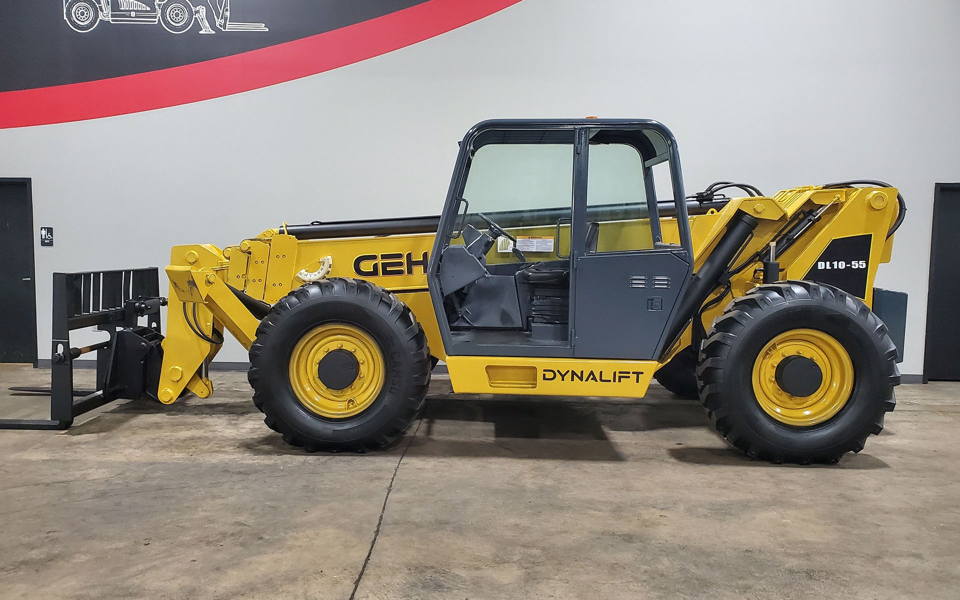 Used 2006 GEHL DL10L55    Cary, IL