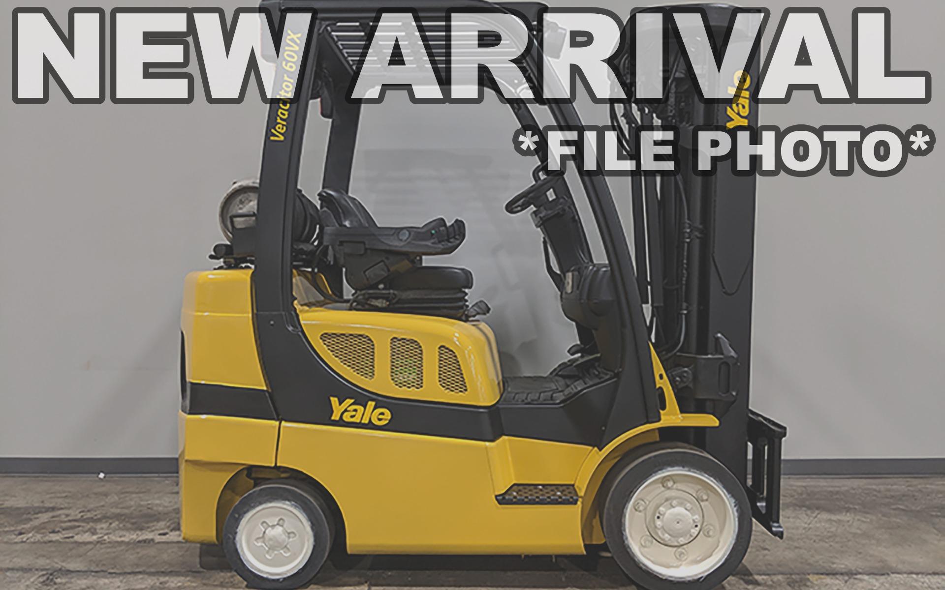 Used 2011 YALE GLC060VX  | Cary, IL