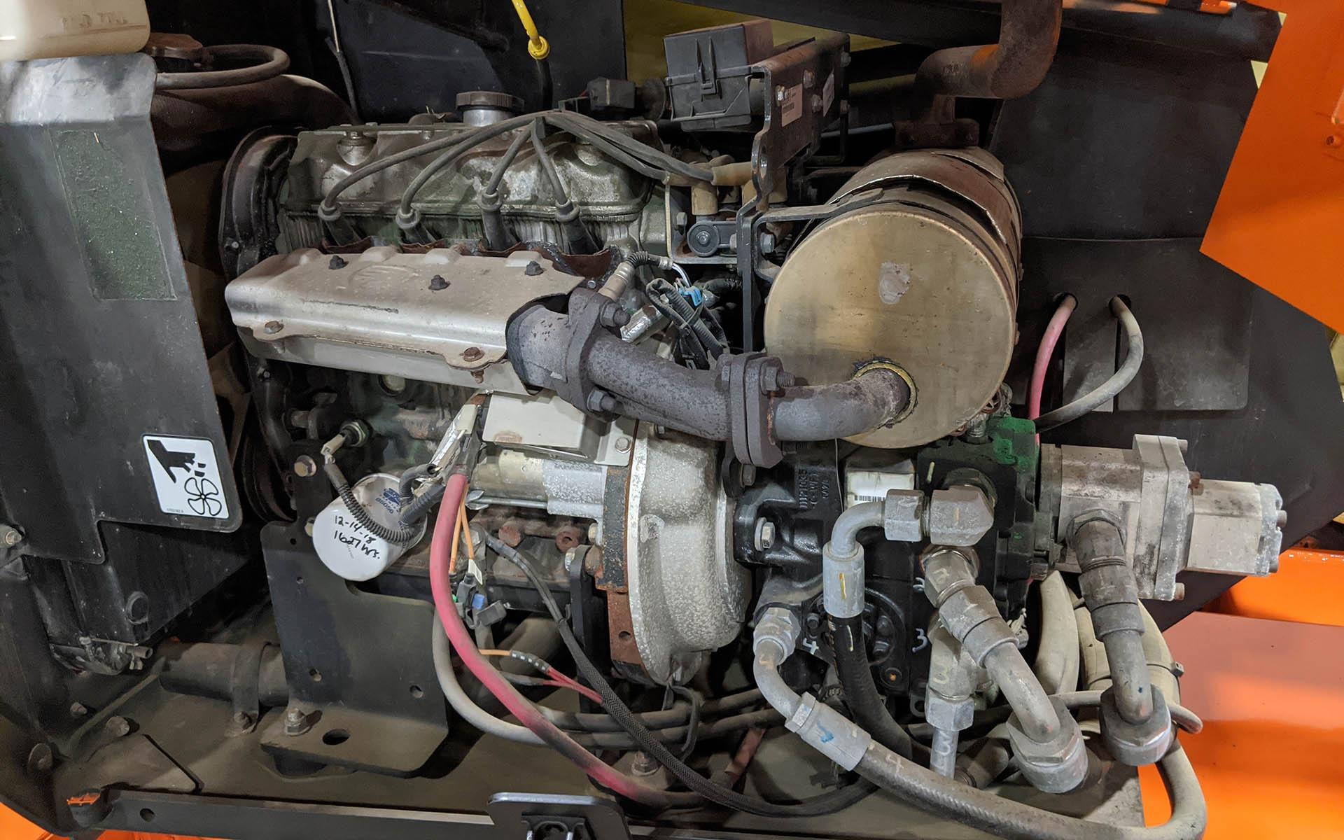 Used 2012 JLG 340AJ  | Cary, IL