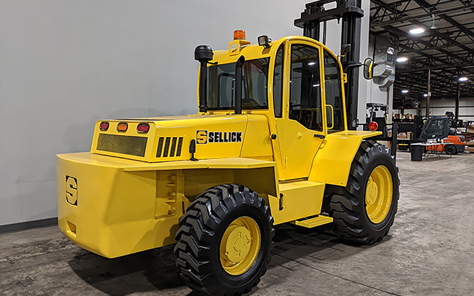 Used 2011 SELLICK S120    Cary, IL