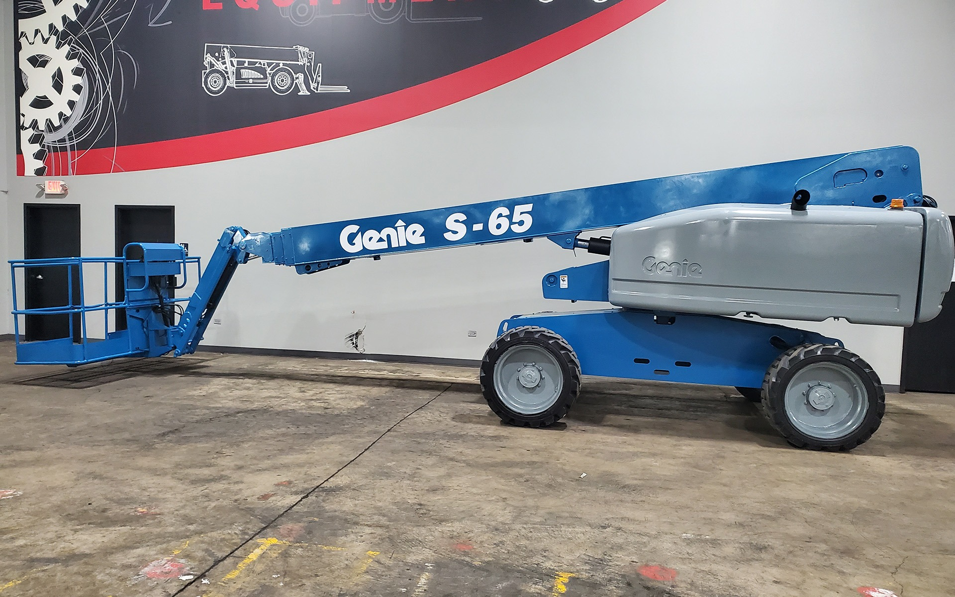 Used 2005 GENIE S65  | Cary, IL