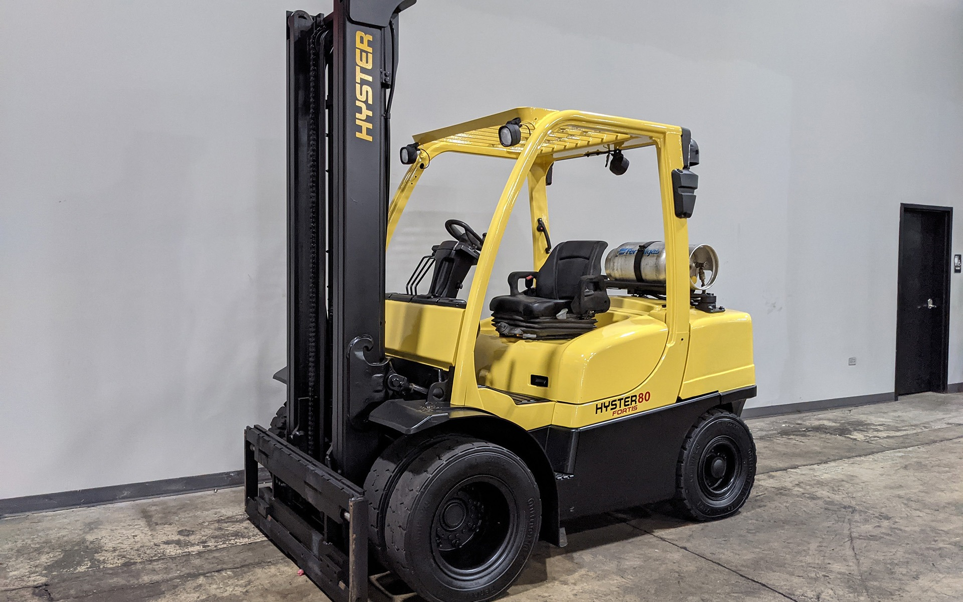Used 2014 HYSTER H80FT  | Cary, IL