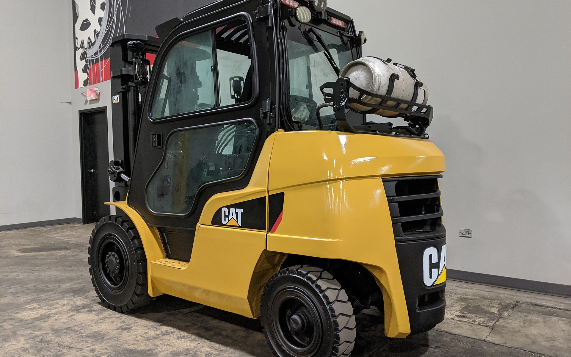 Used 2011 CATERPILLAR GP40N1  | Cary, IL
