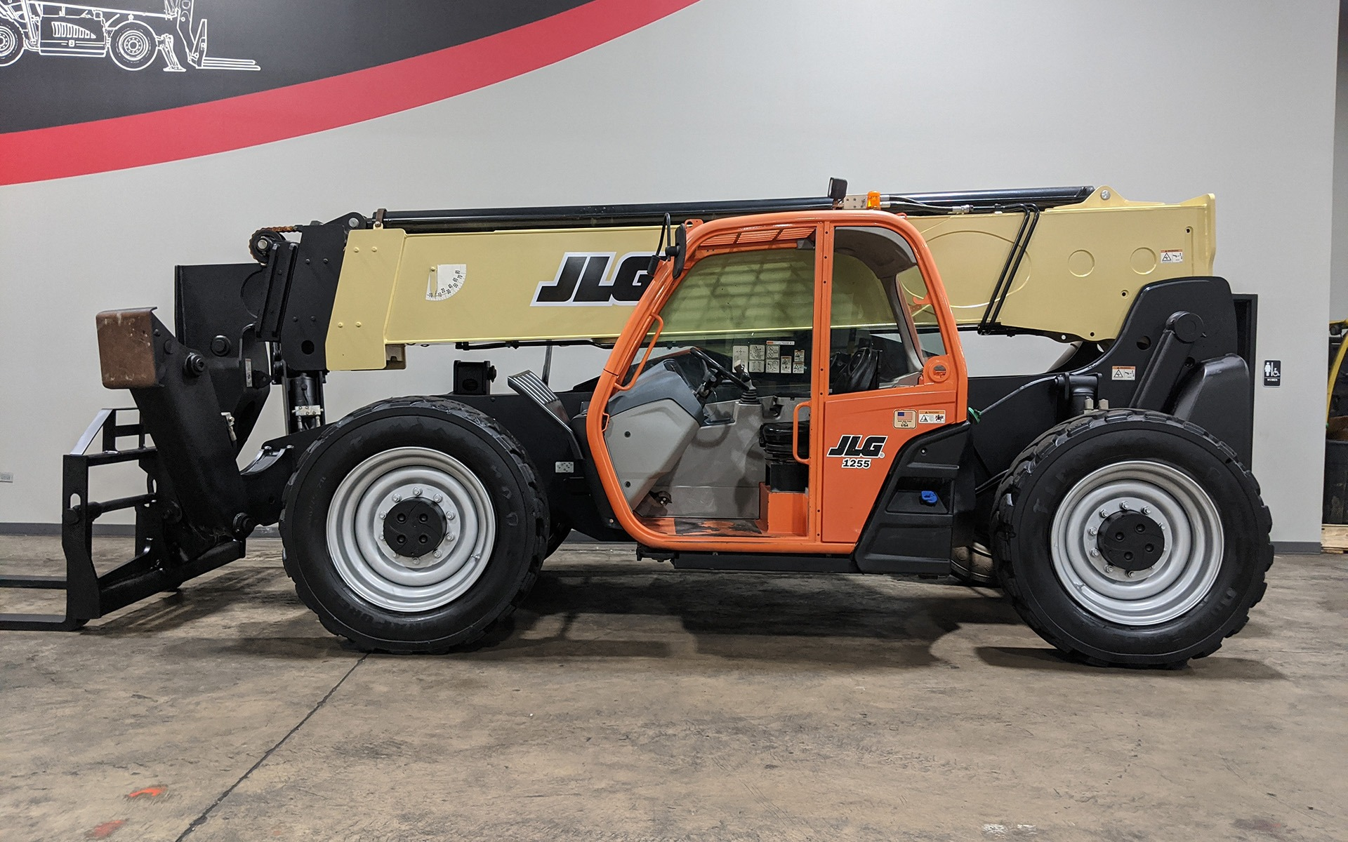 Used 2016 JLG 1255  | Cary, IL