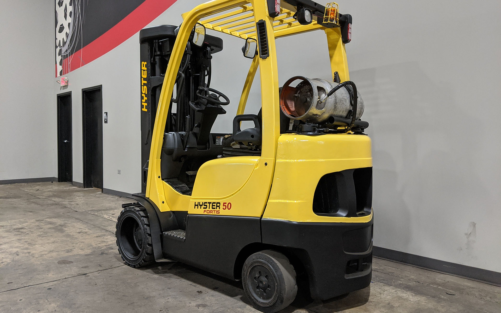 Used 2013 HYSTER S50FT  | Cary, IL