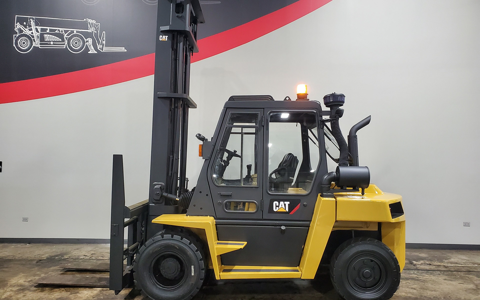 Used 2009 CATERPILLAR DP70E1  | Cary, IL