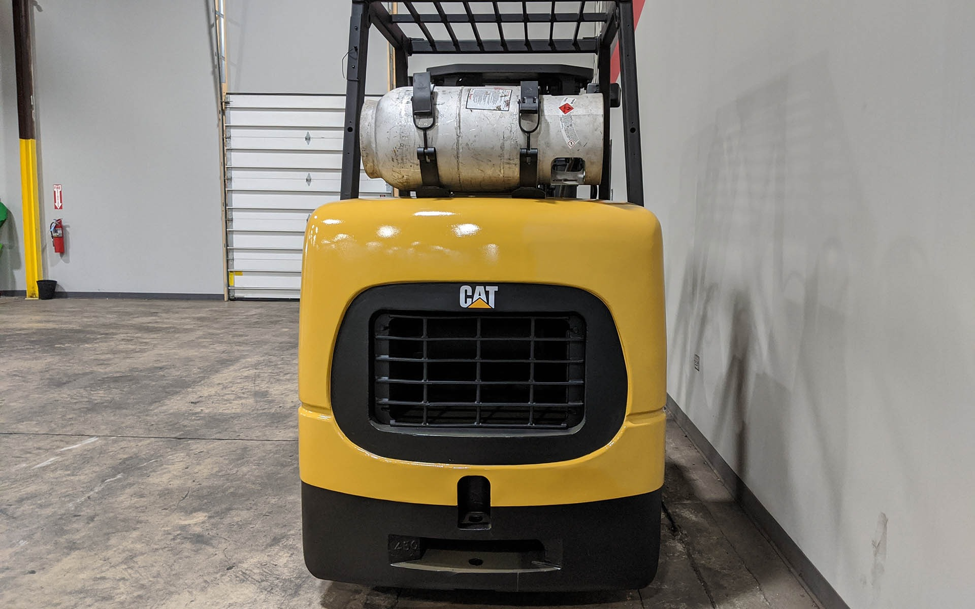 Used 2000 CATERPILLAR GC45K-SWB  | Cary, IL