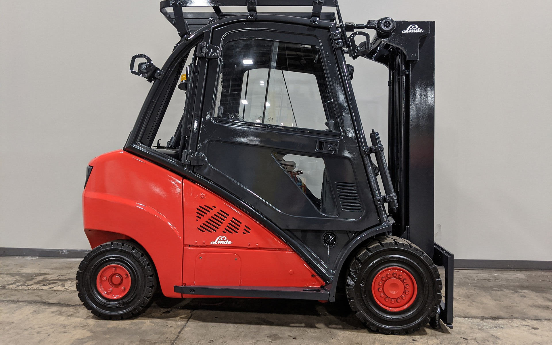 Used 2015 LINDE H35D  | Cary, IL