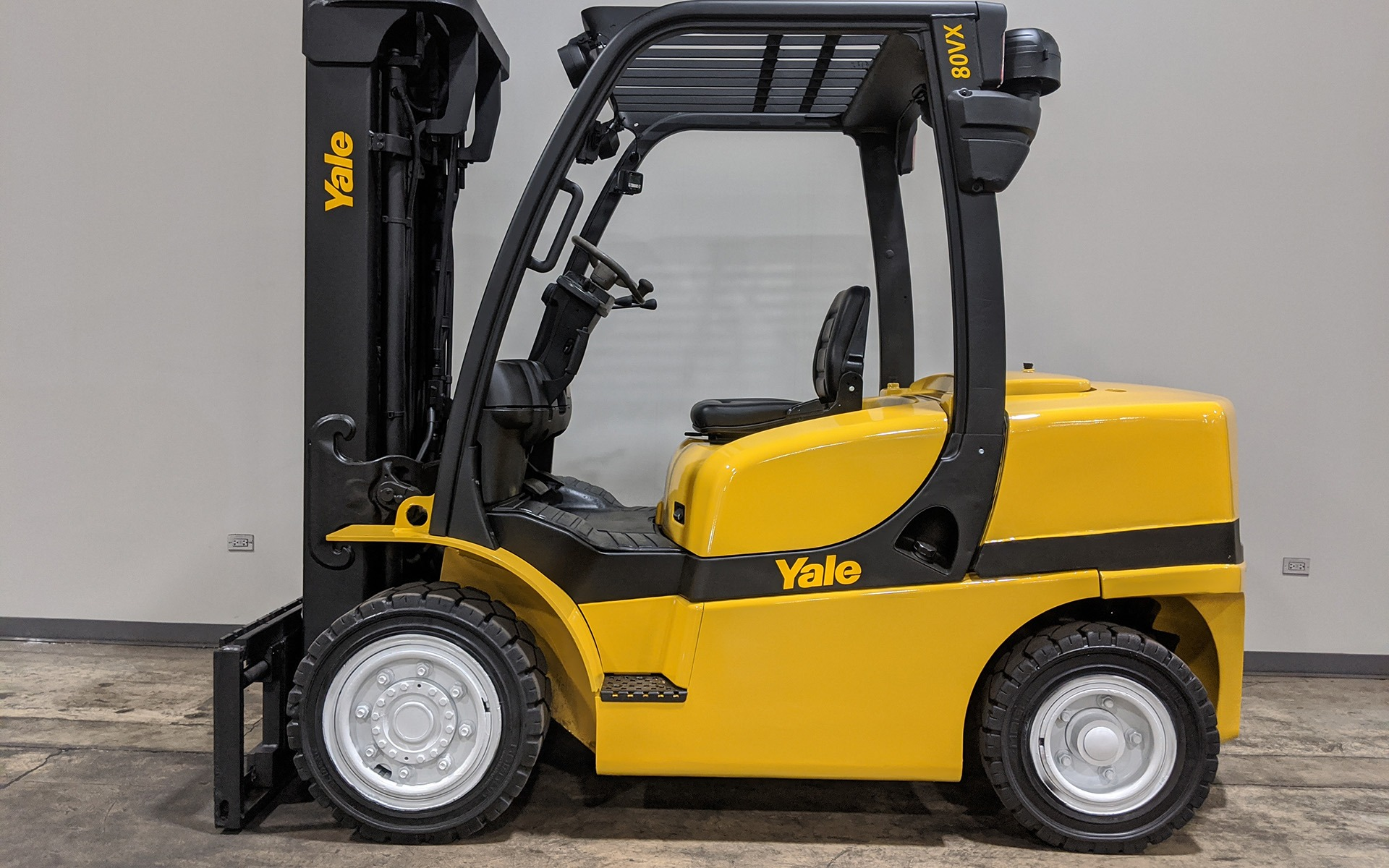 Used 2015 YALE GDP080VX  | Cary, IL