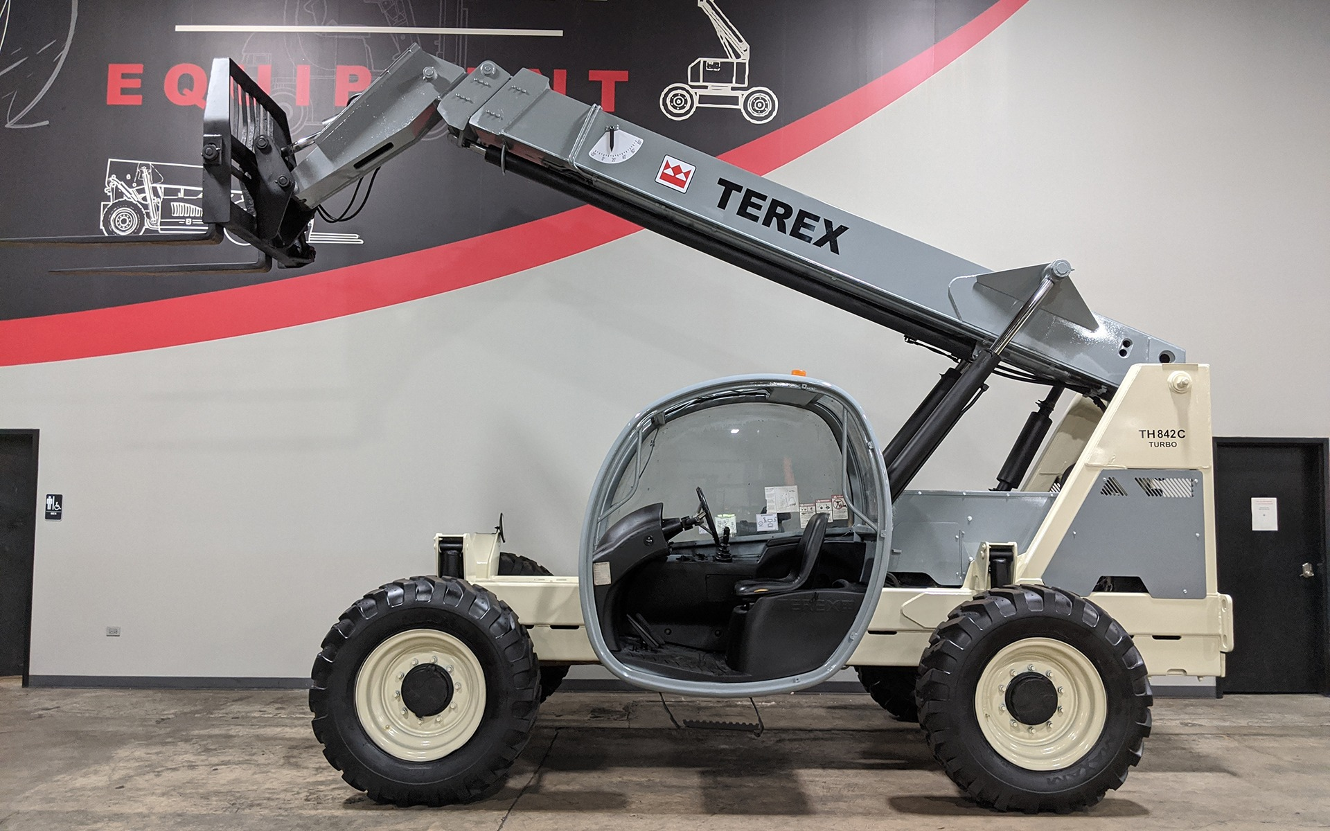 Used 2005 TEREX TH842C  | Cary, IL