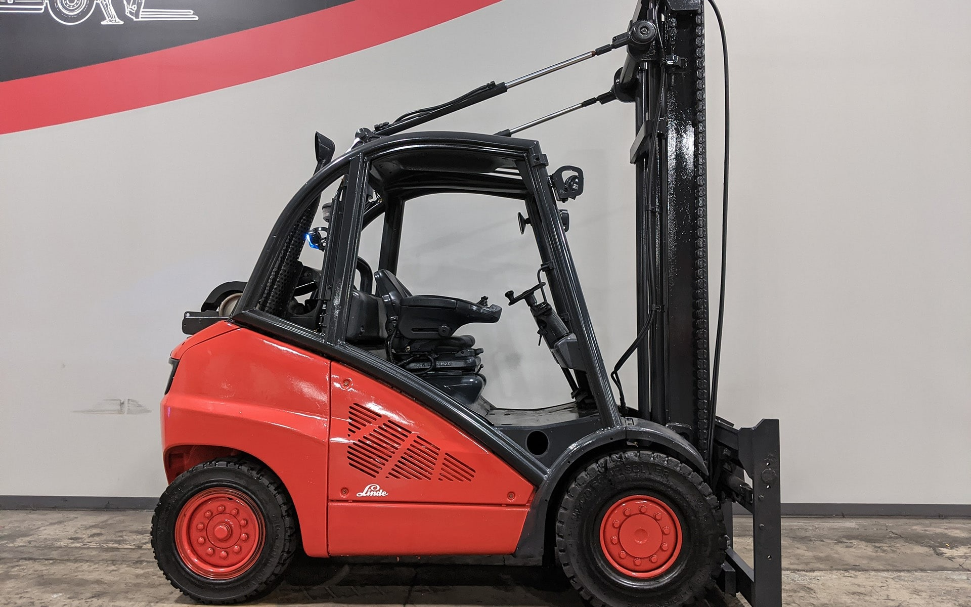 Used 2012 LINDE H45T  | Cary, IL