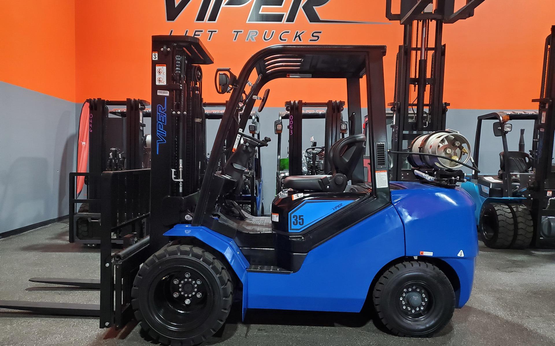 New 2021 VIPER FY35  | Cary, IL