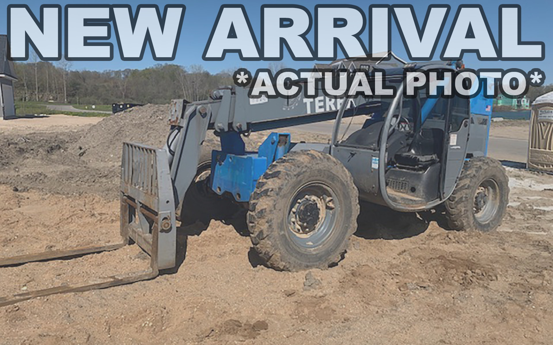 Used 2004 TEREX TH644C  | Cary, IL