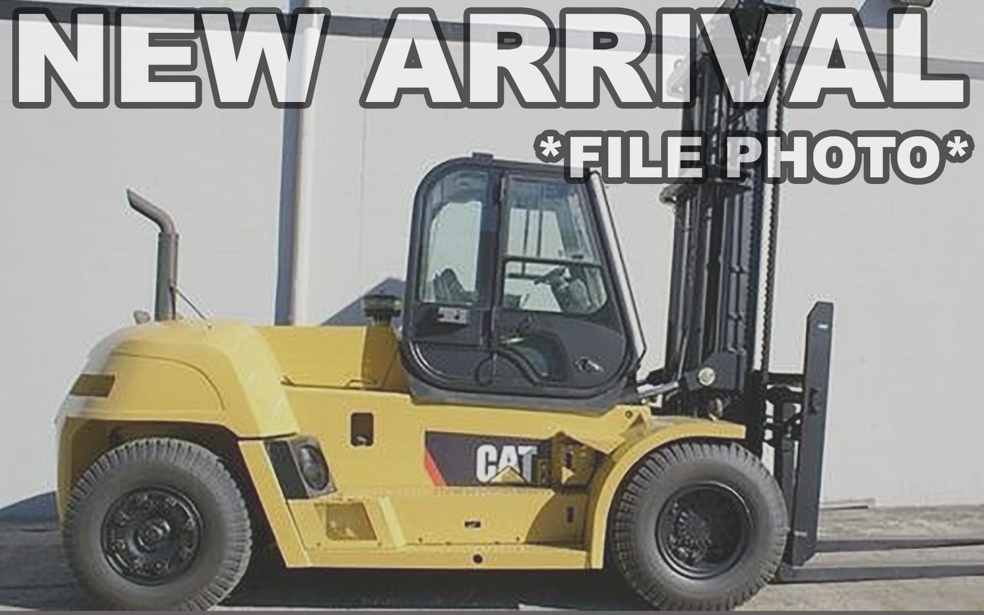 Used 2015 CATERPILLAR DP160NT  | Cary, IL