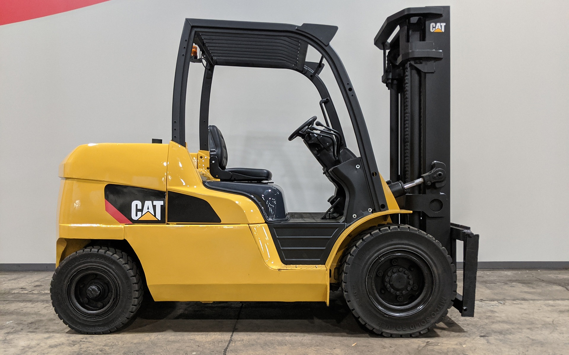 Used 2018 CATERPILLAR DP50N  | Cary, IL