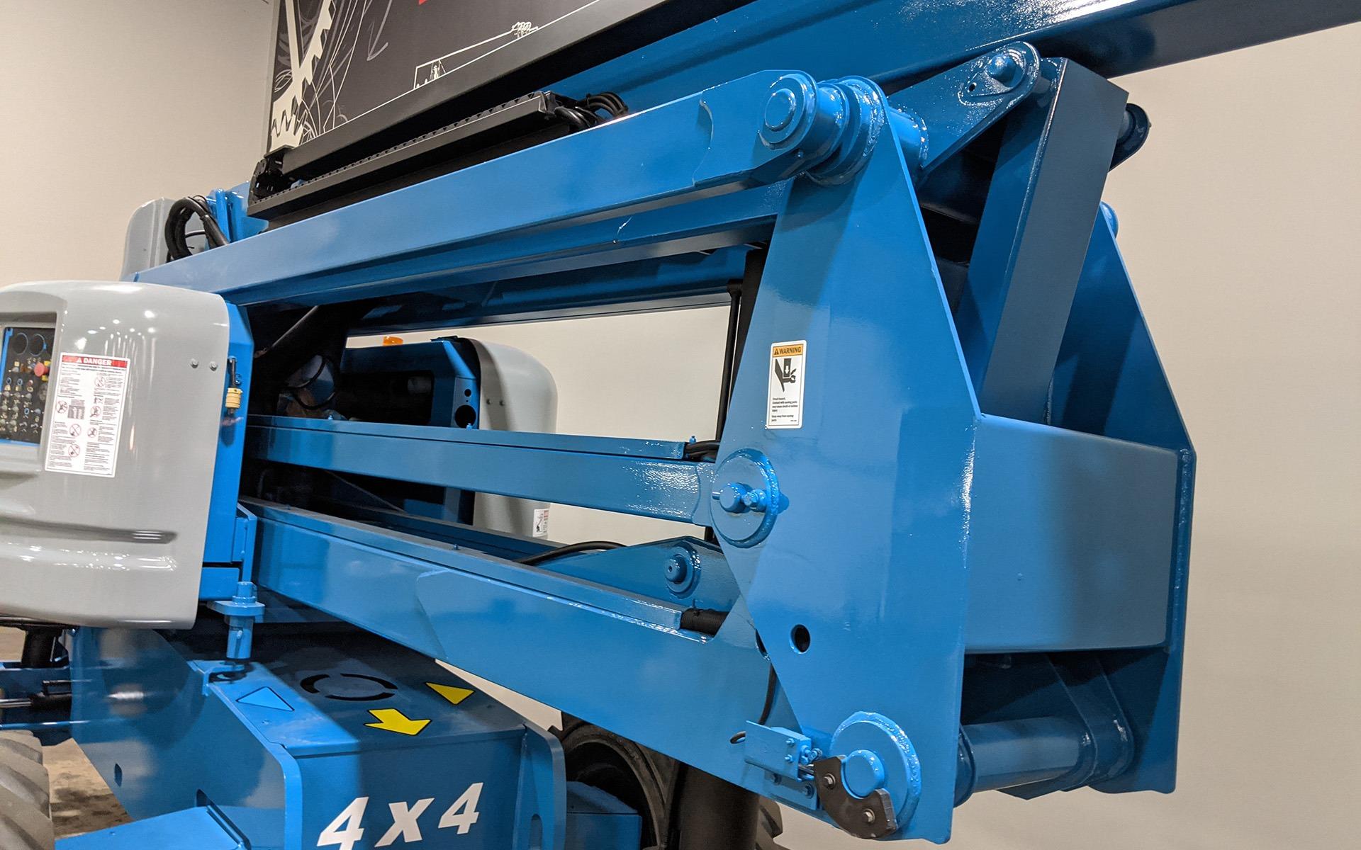 Used 2008 GENIE Z60/34  | Cary, IL