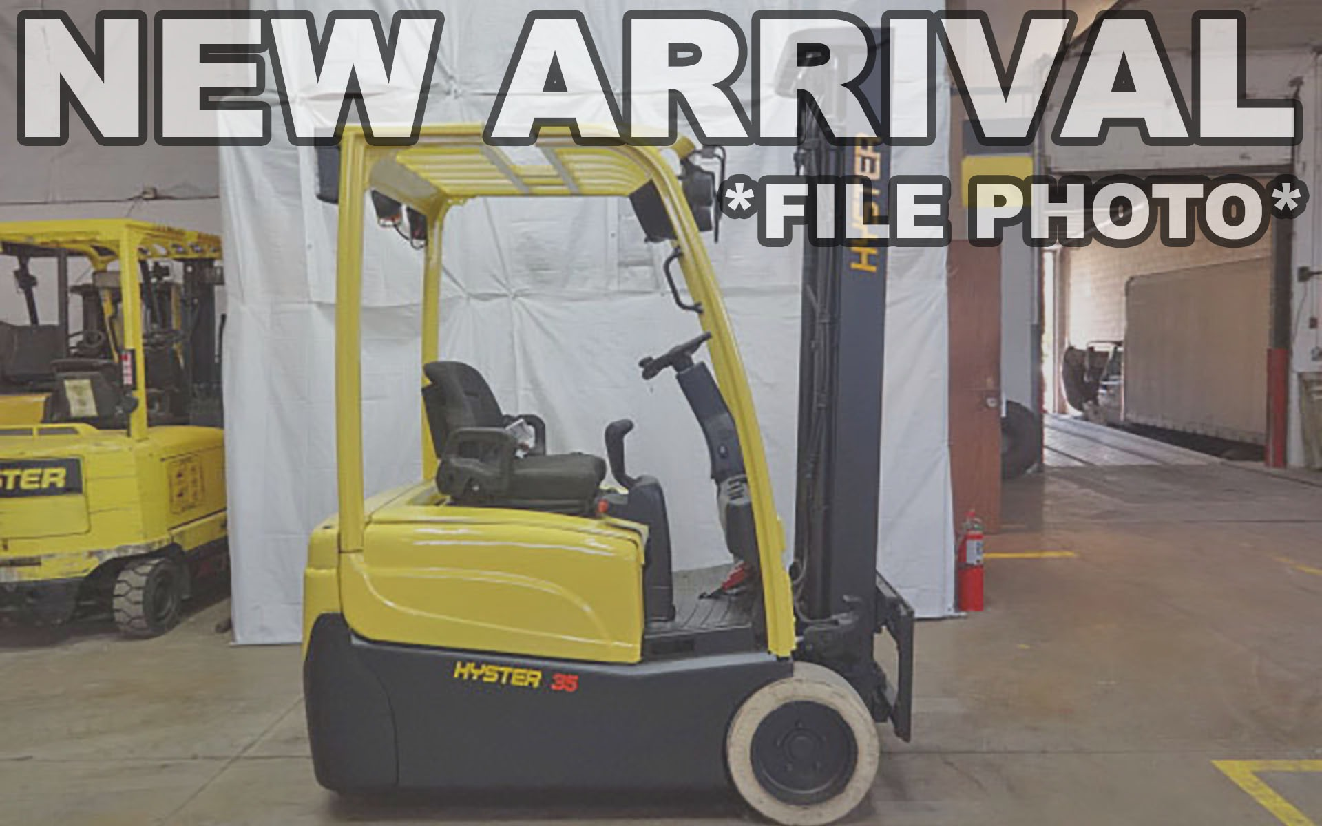 Used 2014 HYSTER J35XNT  | Cary, IL
