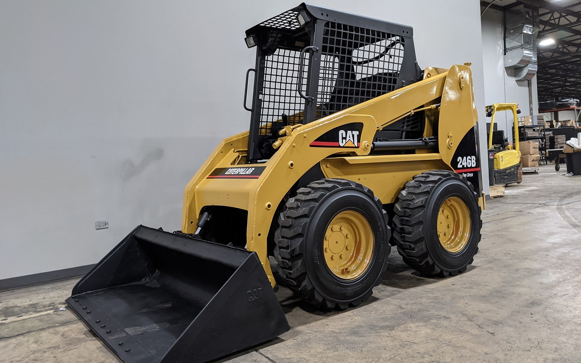 Used 2005 CATERPILLAR 246B  | Cary, IL
