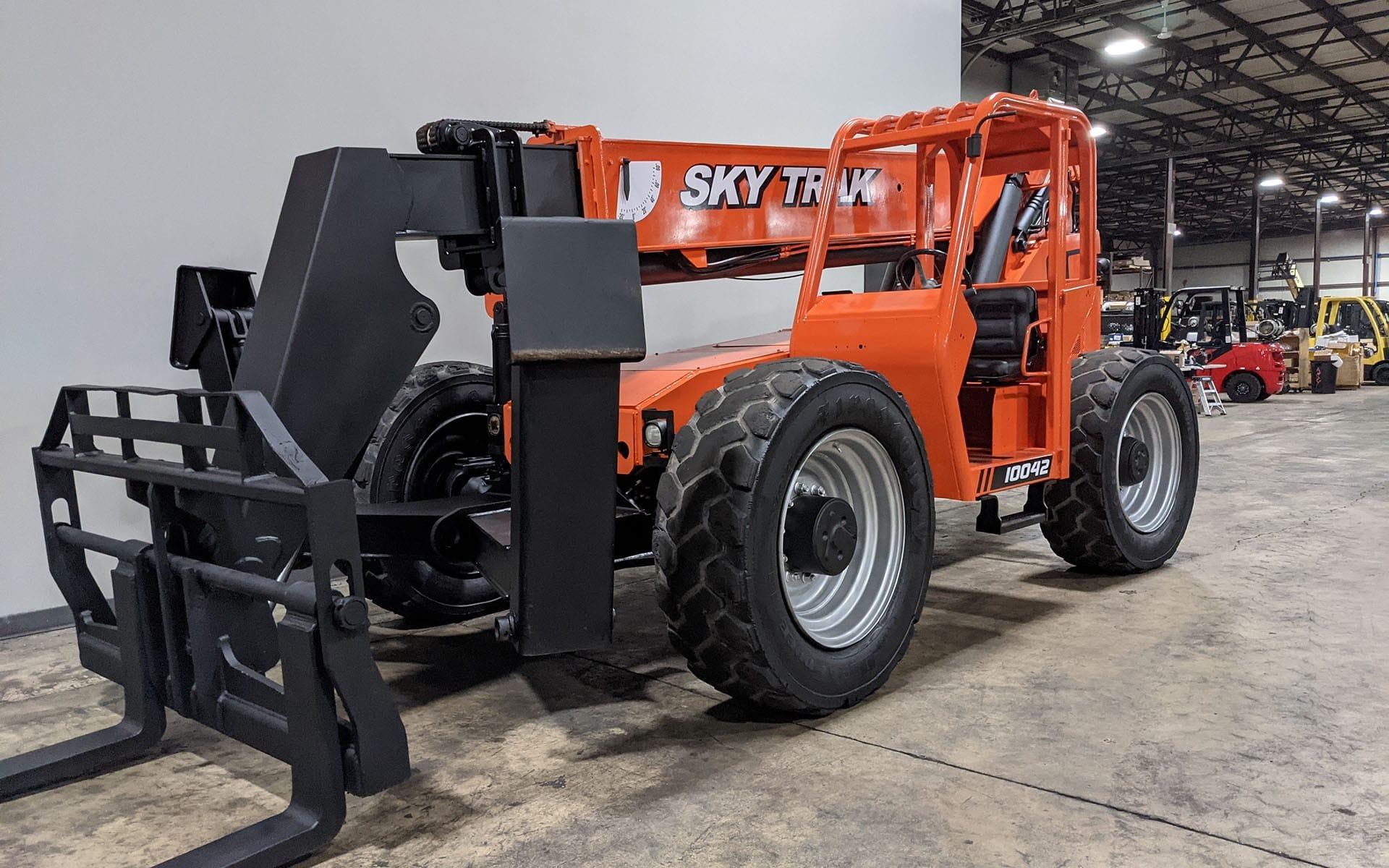 Used 2015 SKYTRAK 10042  | Cary, IL