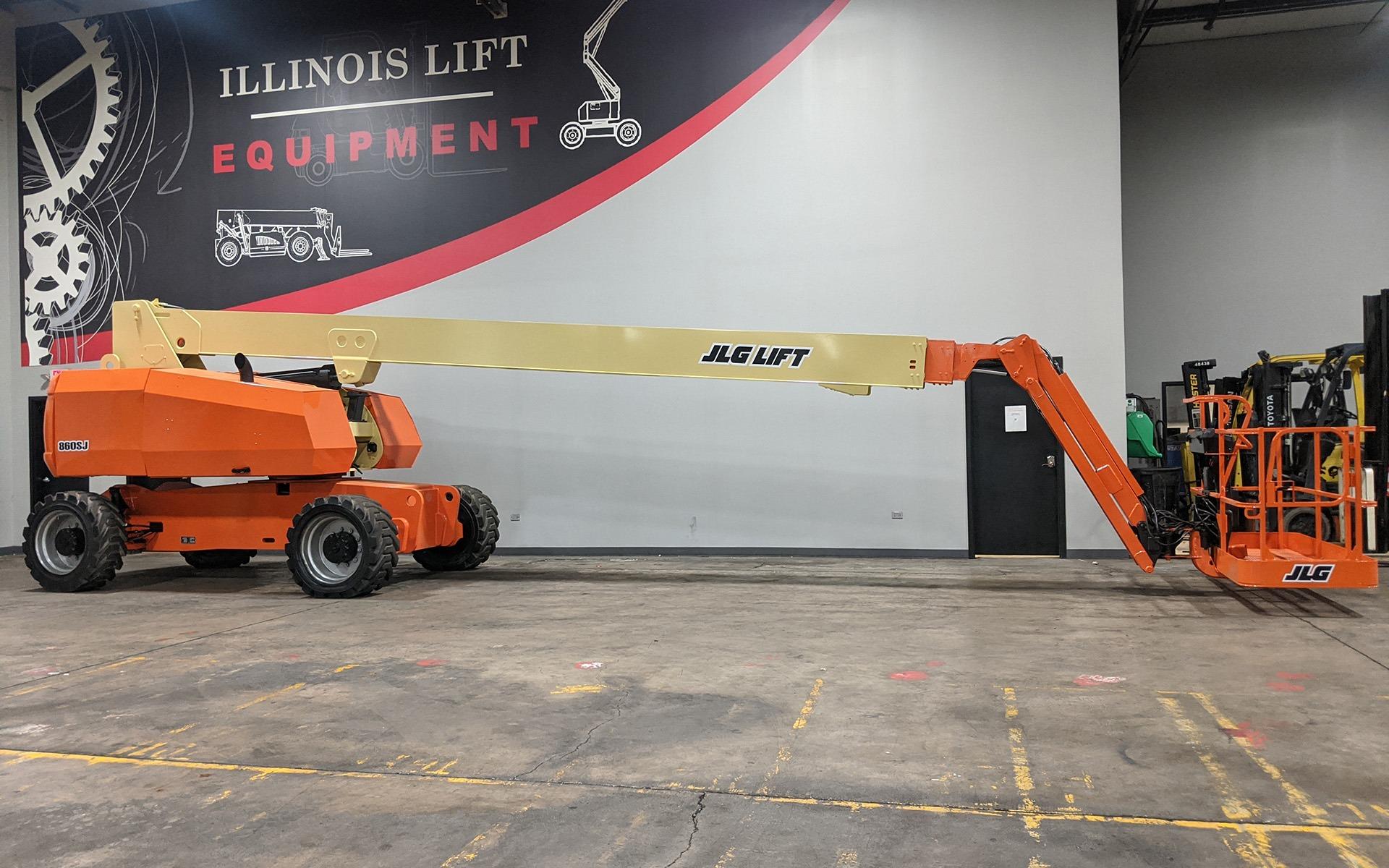 Used 2011 JLG 860SJ  | Cary, IL