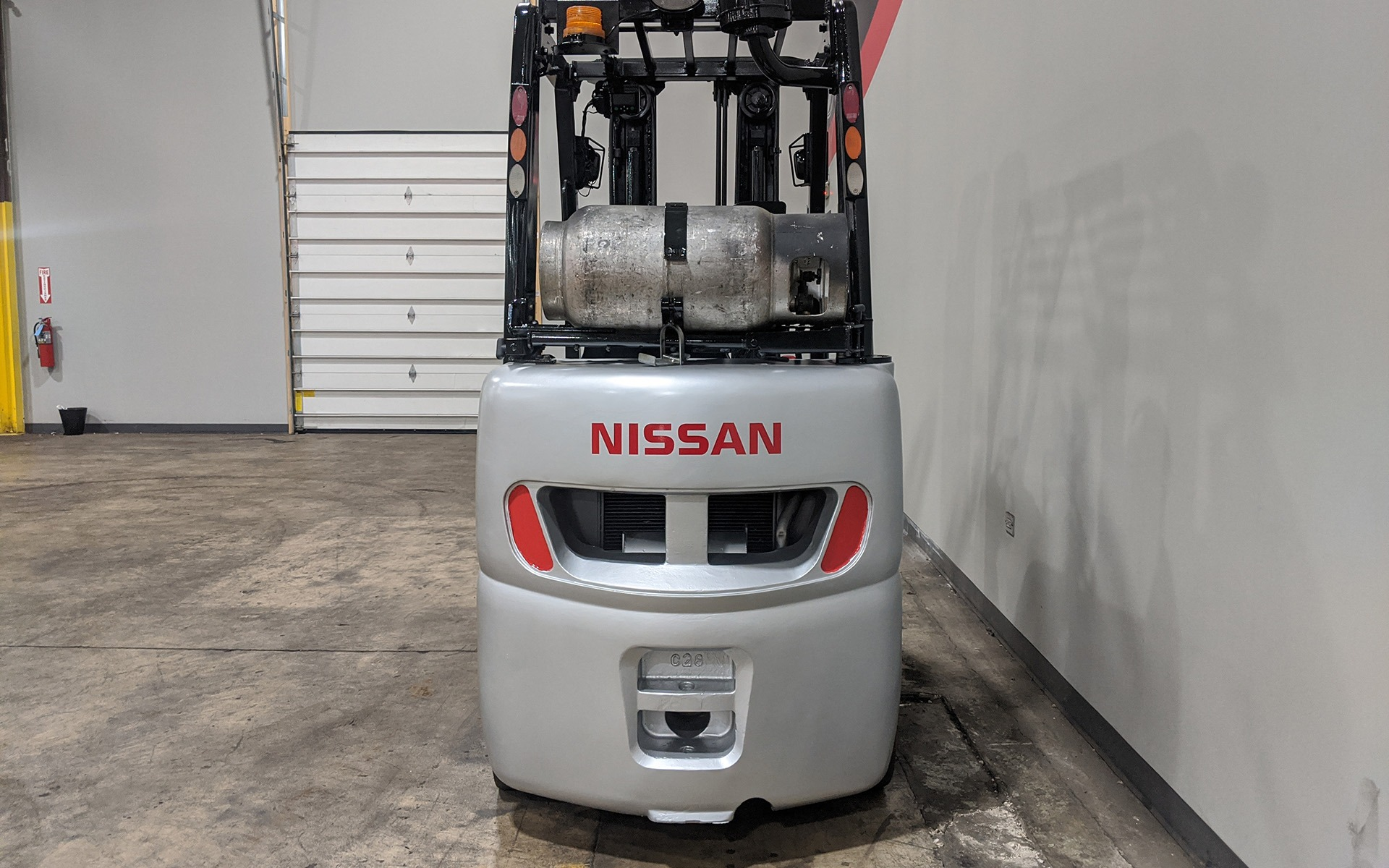 Used 2014 NISSAN CF55  | Cary, IL