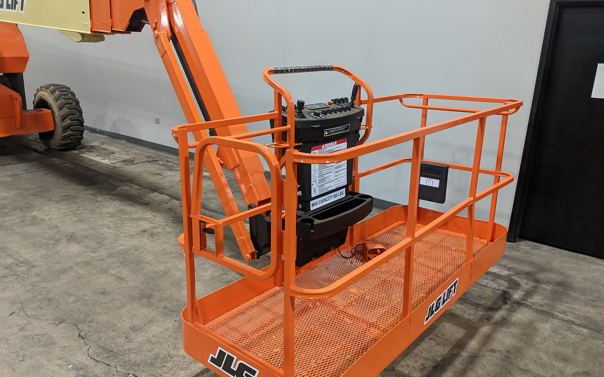 Used 2002 JLG 660SJ  | Cary, IL