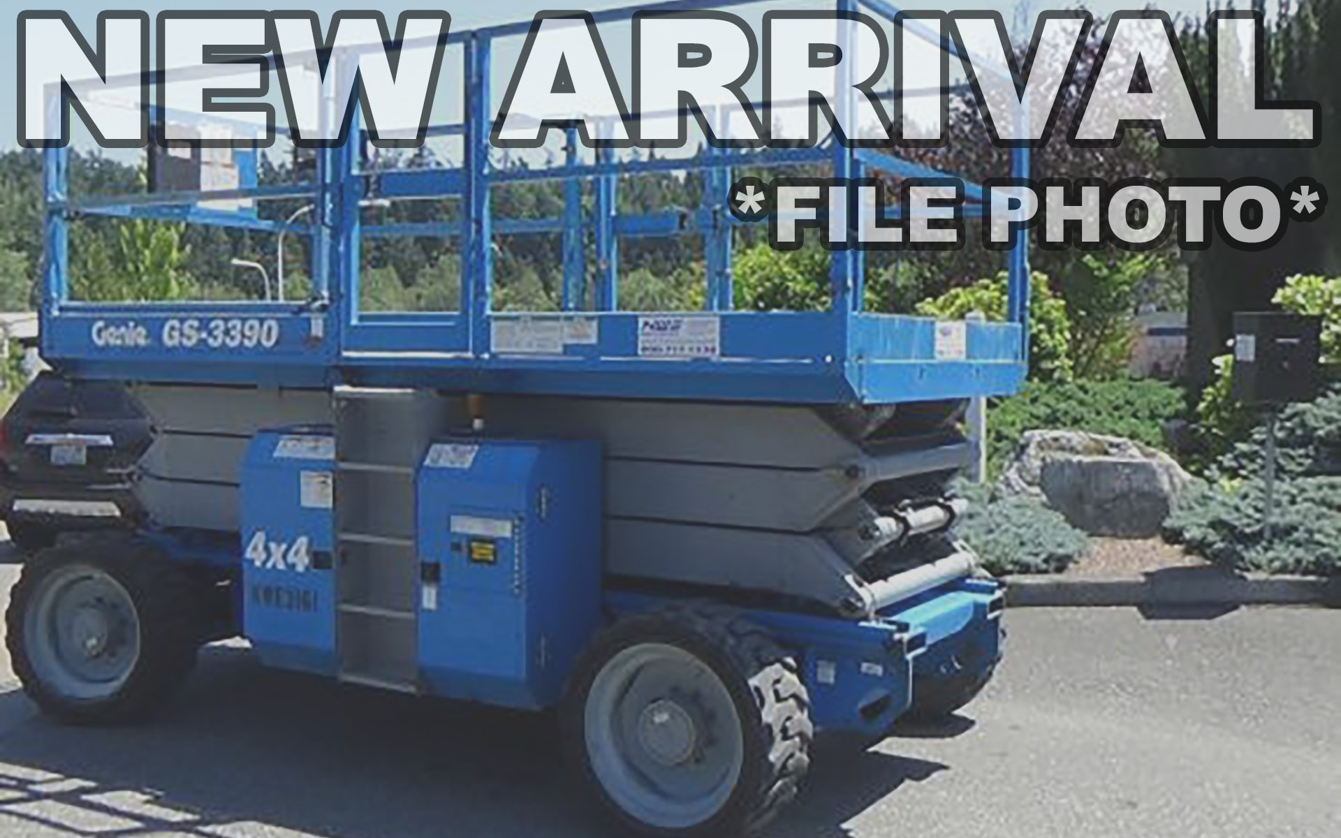 Used 2013 GENIE 3390RT  | Cary, IL