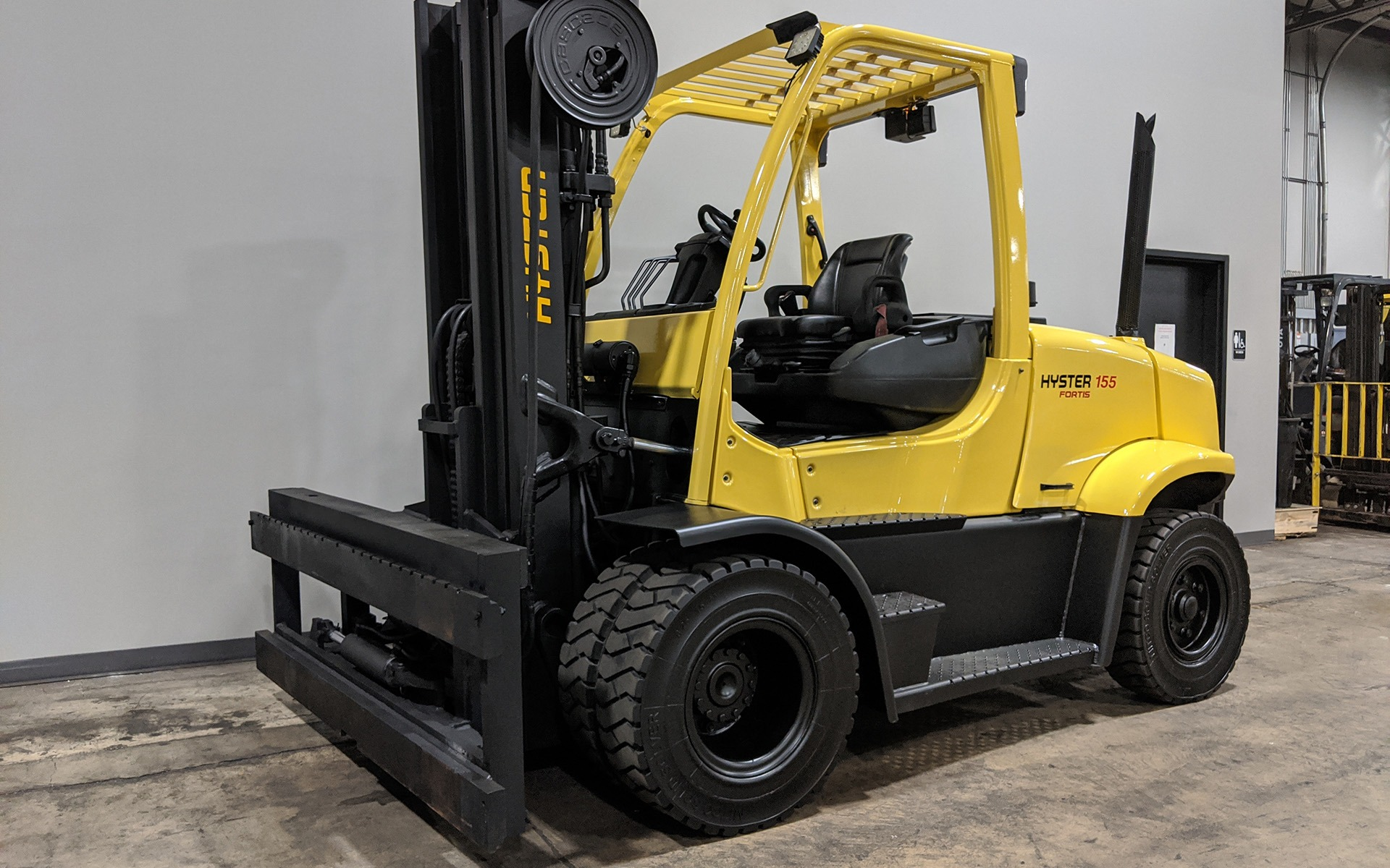 Used 2012 HYSTER H155FT  | Cary, IL