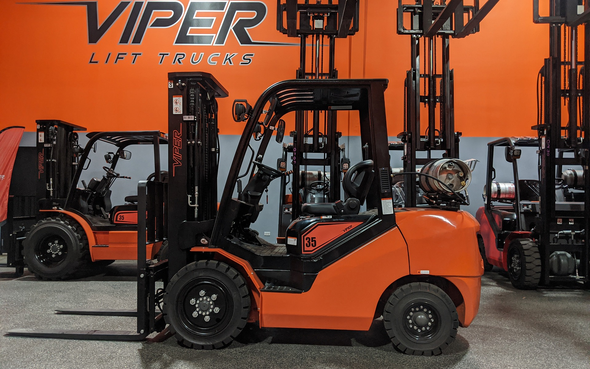 New 2020 VIPER FY35  | Cary, IL