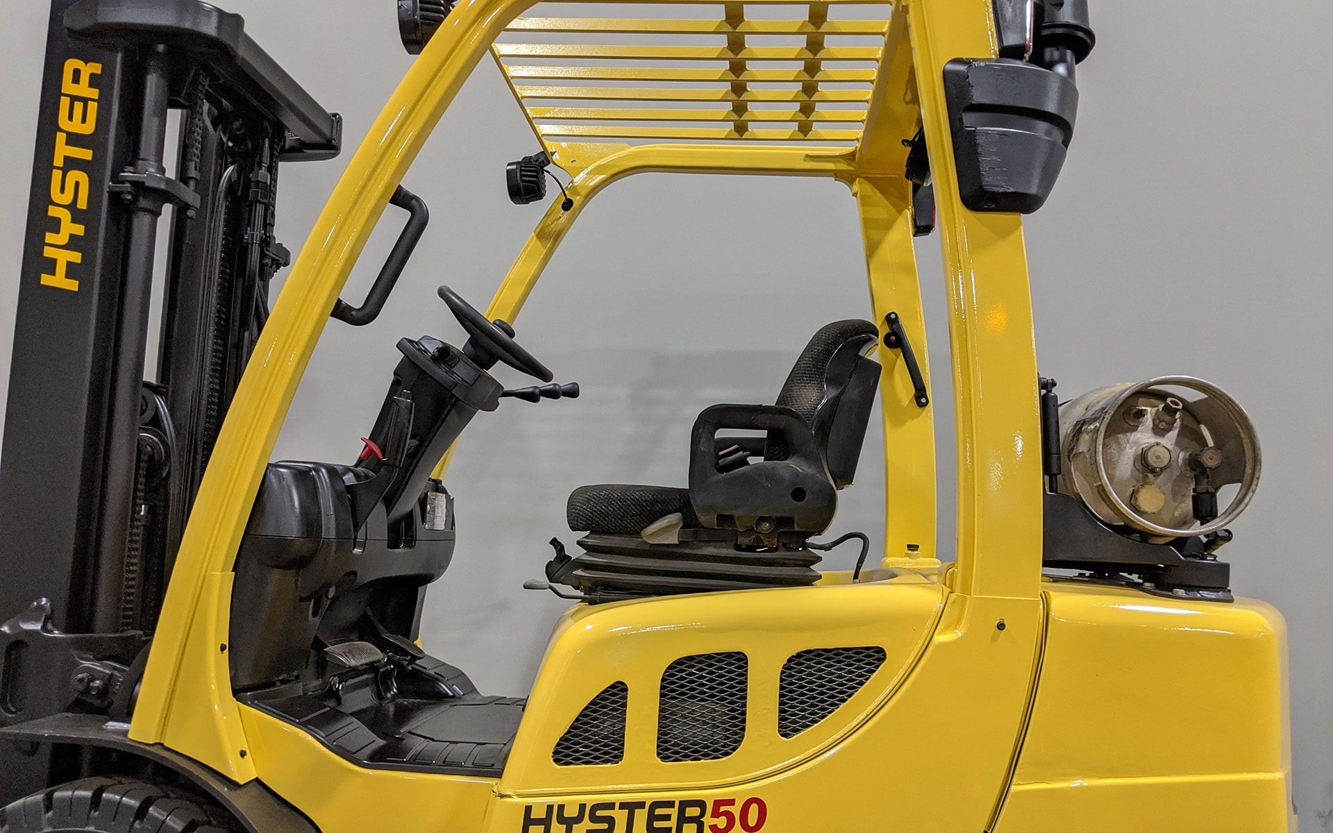 Used 2010 HYSTER H50FT  | Cary, IL