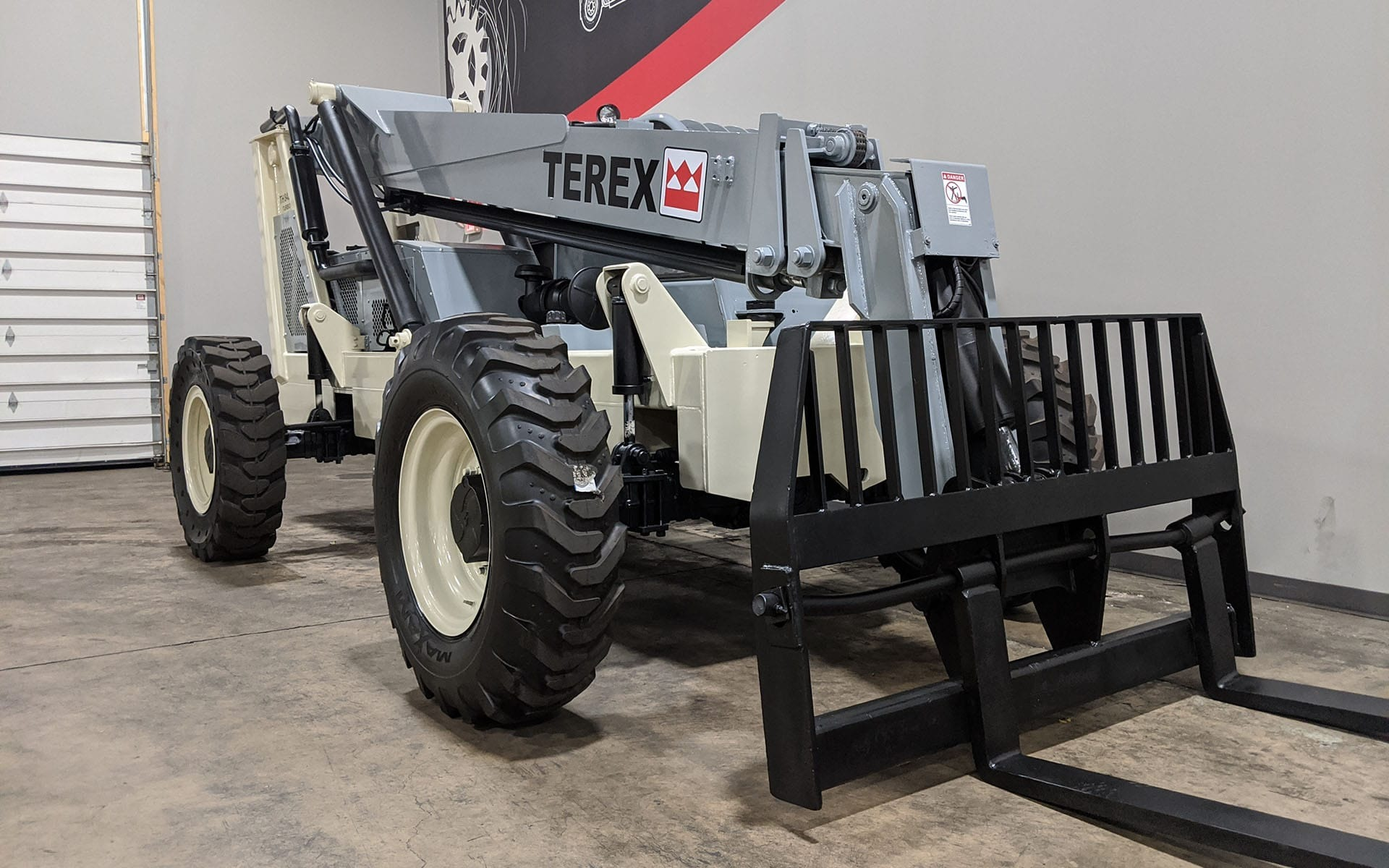 Used 2003 TEREX TH842C  | Cary, IL